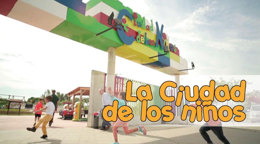 Parque infantil en Jerez