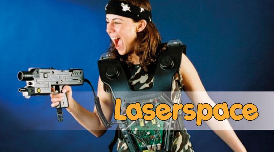 Parque laser ocio en Jerez
